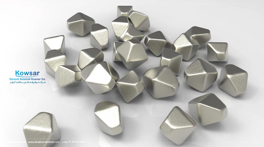 تیتانیوم / Titanium / بررسی جامع و زیست سازگاری آن
